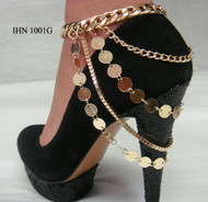 2 set Layered Gypsy-Styled Stiletto Chain