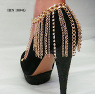 "2 set ""An Alluring Wave of Metal"" Stiletto Chain"