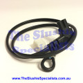 SPM Electric Lid Cable Black w Single Plug