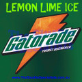 Gatorade - Lemon Lime Ice