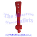 Red Pull Handle
