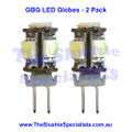 LED Globe - GBG (2 Pack)