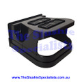 CAB Lid - Black Front Shell Only