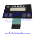 BUNN Membrane Switch Ultra 2 Black