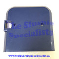 CAB Faby Panel Rear Gearbox Cover Blue