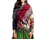 Mountain Yak Wool Shawl Design