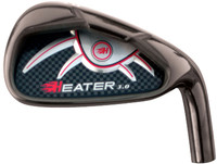 heater 3.0 black plasma iron, taylormade burner 201 style clone