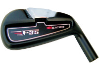 heater f-35 rocketballz golf iron clone