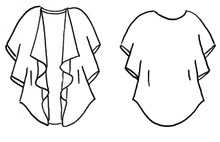 Front & Back Sketches
