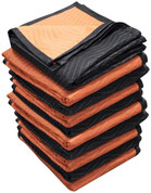 "72"" X 80"", FULL SIZE-2 COLOR MOVING BLANKET, 10-PACK"