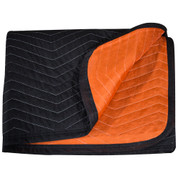 """Moving Blanket, 72"""" X 80"""", medium weight, 2 color"""