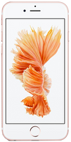 iPhone 6s 16GB A+ Rose Gold  (Unlocked)