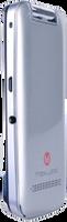 Maxwest Vice 2.4 Flip Phone New Unlocked (Silver)