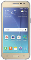 Samsung Galaxy J2 J200H/DS Gold (New) (Unlocked)
