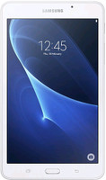 "Samsung Galaxy Tab A6 7"" White GSM New"