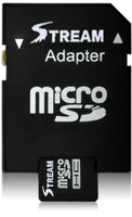 Stream Micro SD 4GB Retail Packing