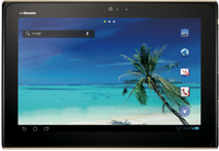 "Panasonic Eluga Live P-08D Tablet  10.01"" Wifi (New) Gold"