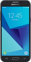 Samsung Galaxy J3 Prime Silver  (New) (Unlocked)