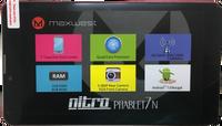 Maxwest Nitro Phablet 7N New Unlocked (Black)