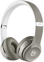Beats Solo2  (Luxe Silver) New