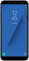 Samsung Galaxy J6  SM-J600G Black (New) (Unlocked)