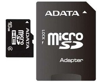 Micro SD 16GB Retail Packing