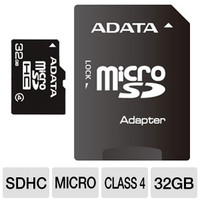 Micro SD 32GB Retail Packing