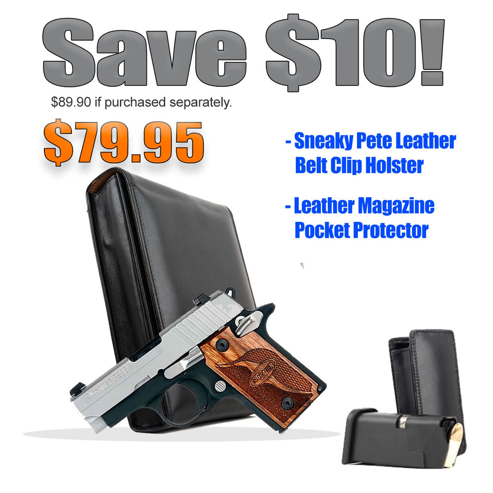 Sig P238  Value Package 1