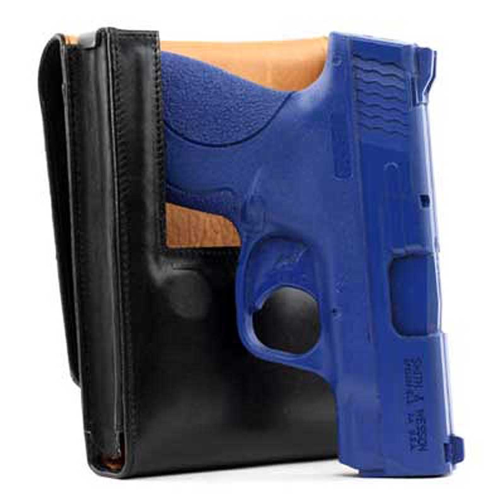 M&P Shield 9mm Sneaky Pete Holster (Belt Loop)