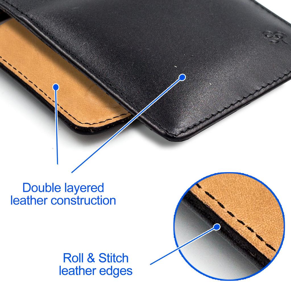 M&P Shield .40 Sneaky Pete Holster (Belt Loop)