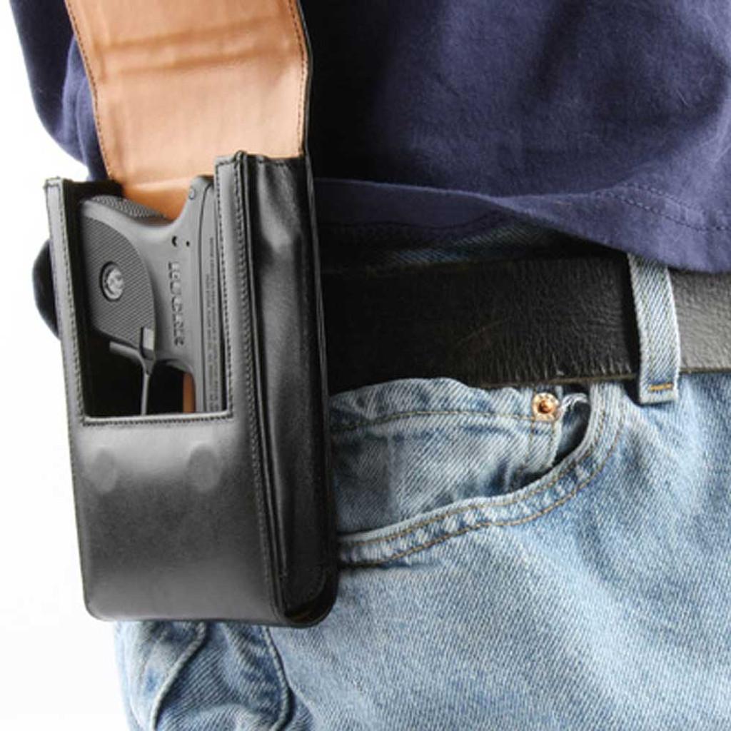 Taurus Millennium Pro 140 Sneaky Pete Holster (Belt Loop)