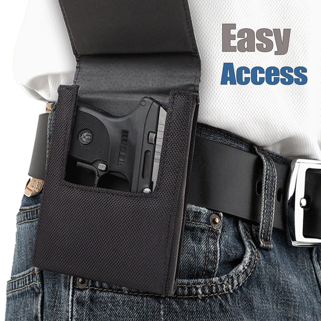 Bodyguard .38 Special Sneaky Pete Holster (Belt Loop)