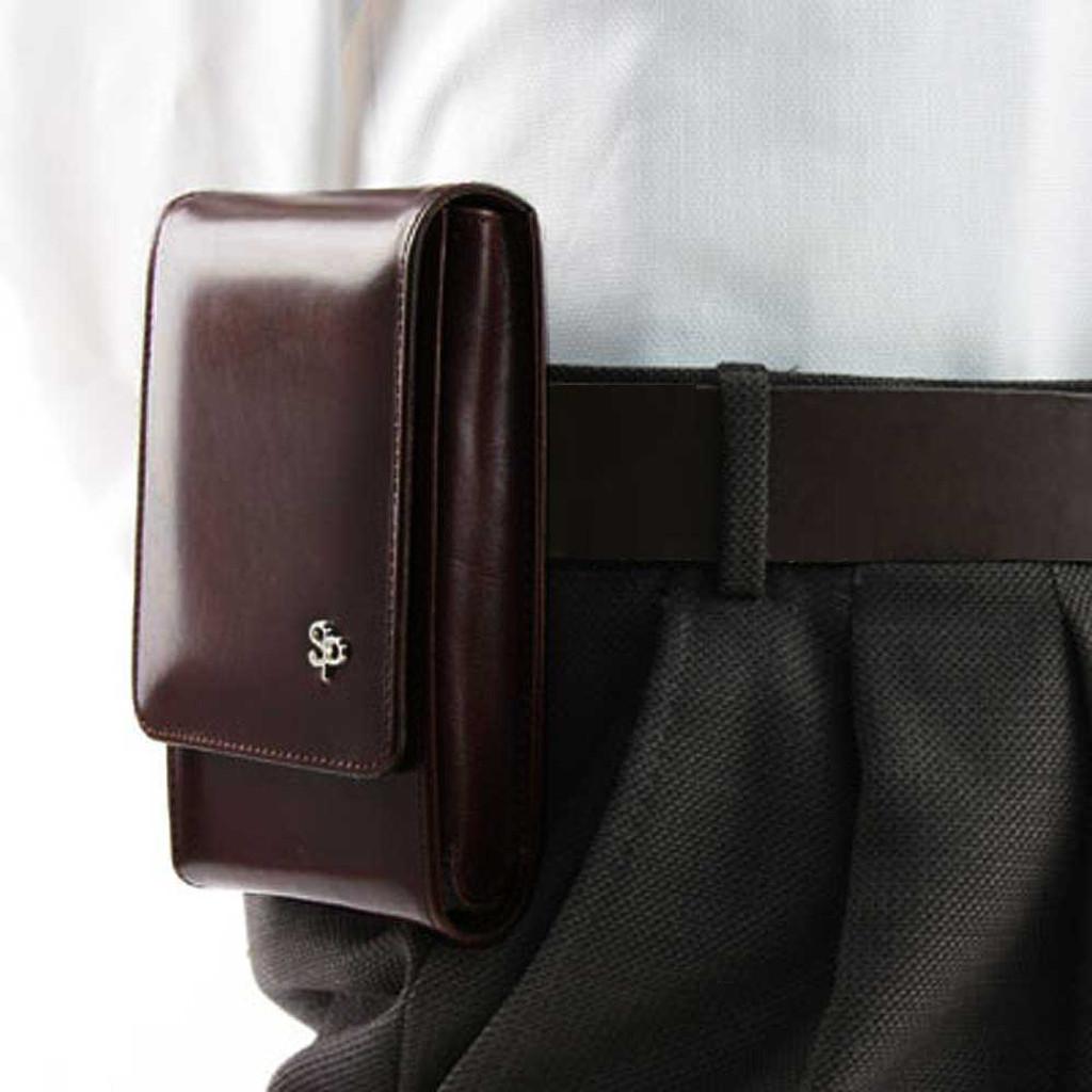 Sig P290 Sneaky Pete Holster (Belt Loop)