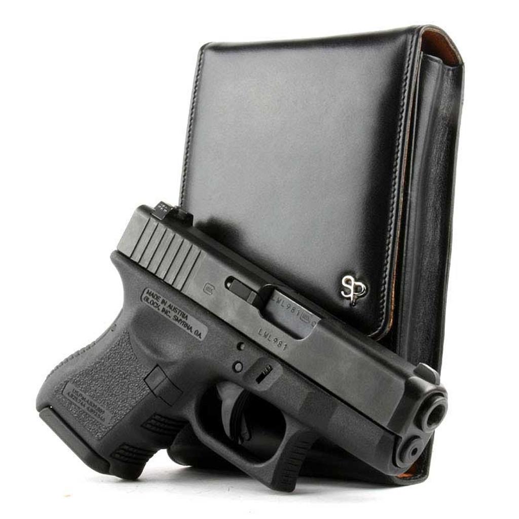 Glock 27 Sneaky Pete Holster (Belt Loop) - Sneaky Pete Holsters, Inc.