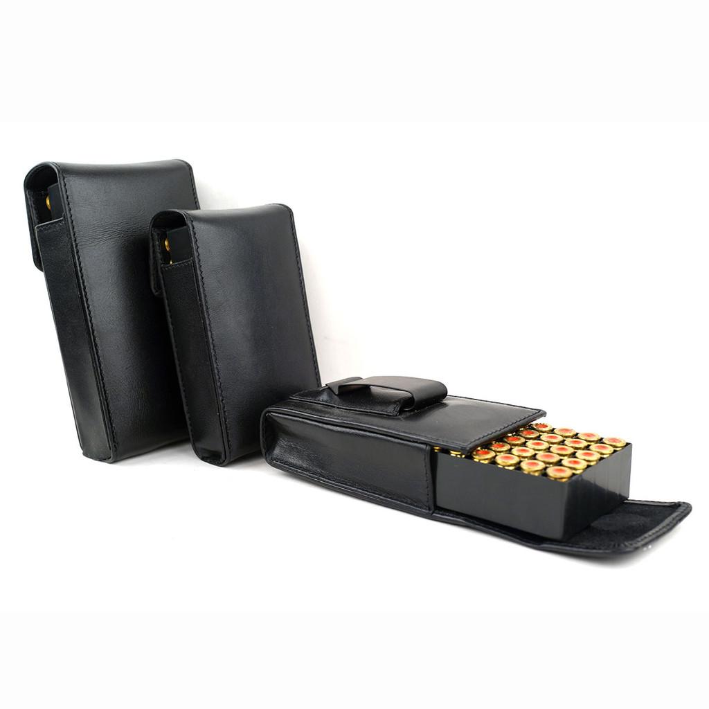 Diamondback DB9 Leather Arsenal 50 Round Belt Case