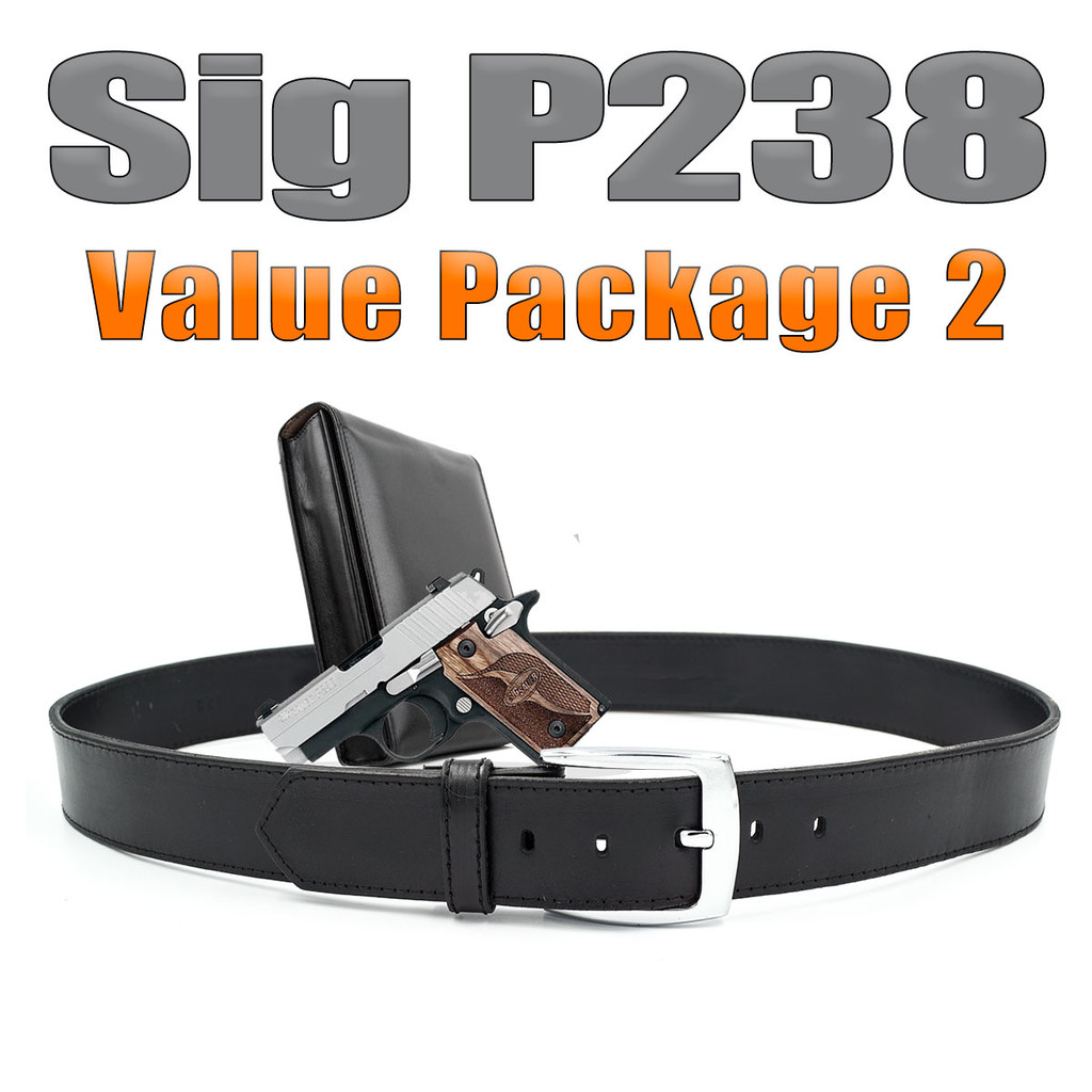 Sig P238 Value Package 2