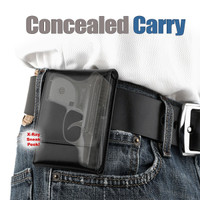 M&P 40c Sneaky Pete Holster (Belt Clip)