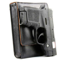 S&W Bodyguard 380 Sneaky Pete Holster (Belt Loop)