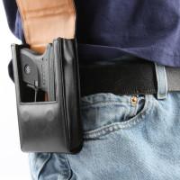 SCCY CPX-1 Sneaky Pete Holster (Belt Loop)