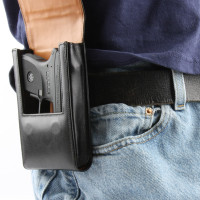 Taurus Model 85 Special Sneaky Pete Holster (Belt Clip)