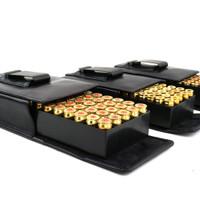 Keltec P11 Leather Arsenal 50 Round Belt Case