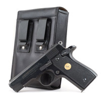 Colt Mark IV Series 80 (.380) Sneaky Pete Holster (Belt Clip)