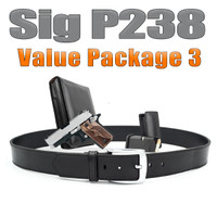 Sig P238 Value Package 3
