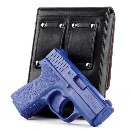 Kahr PM40 Sneaky Pete Holster (Belt Loop)