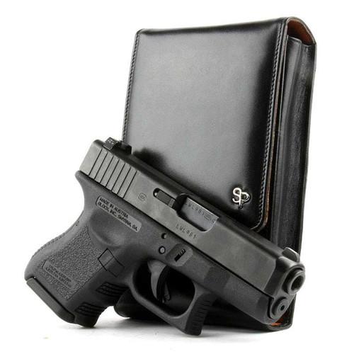 Glock 26 Sneaky Pete Holster (Belt Loop)