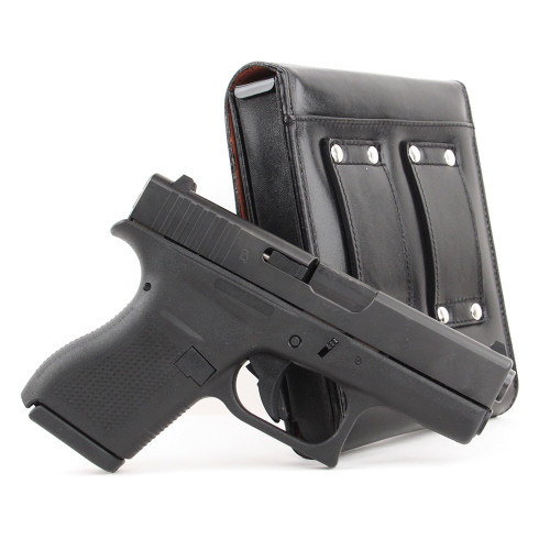 Glock 42 Sneaky Pete Holster (Belt Loop)