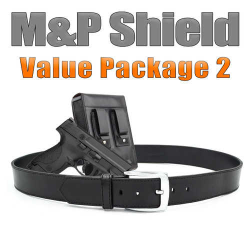 M&P Shield 9mm Value Package 2