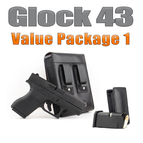 Glock 43  Value Package 1