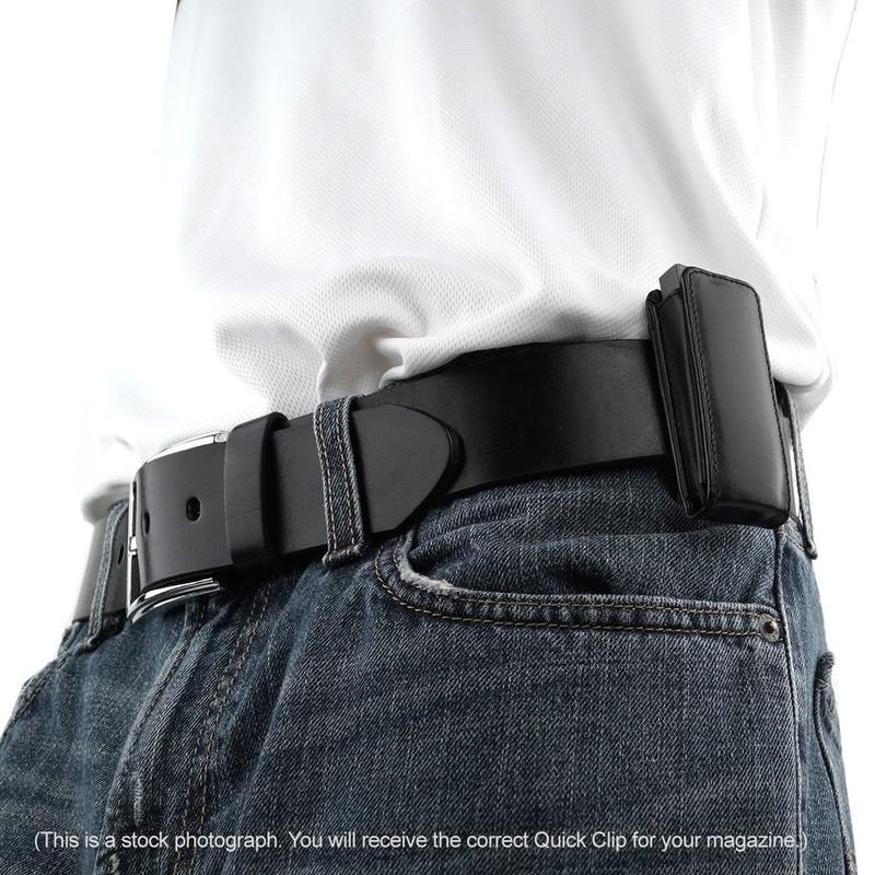 M&P Shield 9mm Quick Clip Magazine Holster