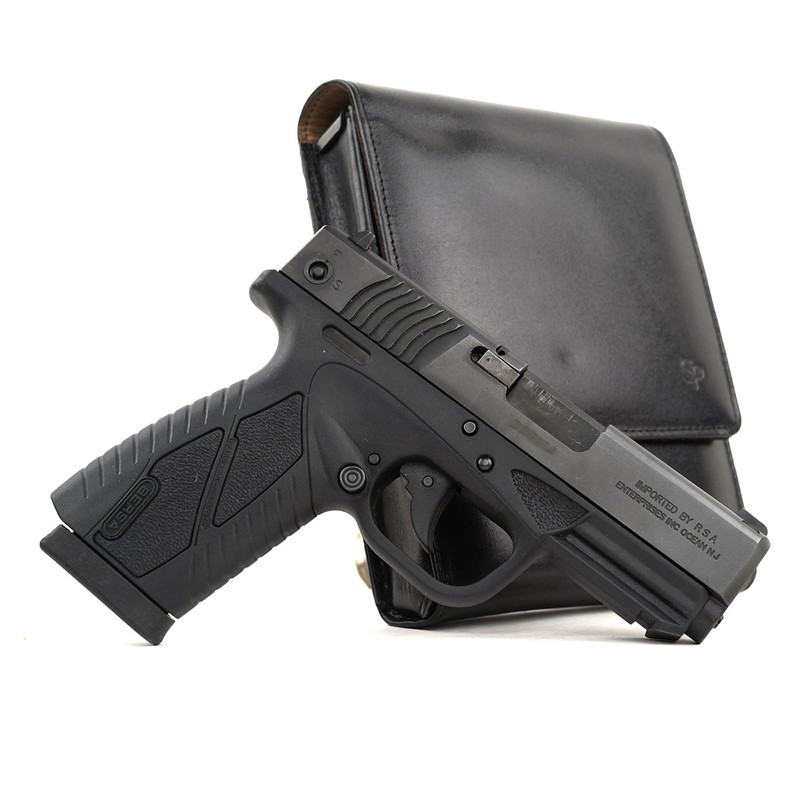 Bersa BP9CC Belt Loop Holster